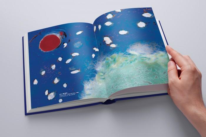 精裝書 印刷 色彩控制 藝術 紀念集
